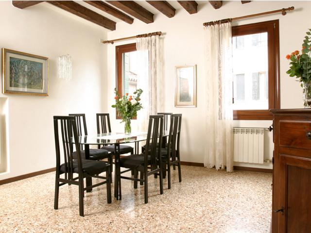 The dining room - Ca' Delle Mende - Venice - rentals