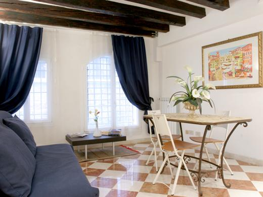 The living area - Ca' Vitturi - 219 - Venice - rentals