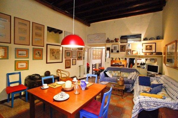 CR267 - Trastevere, Vicolo del Bologna - Image 1 - Rome - rentals