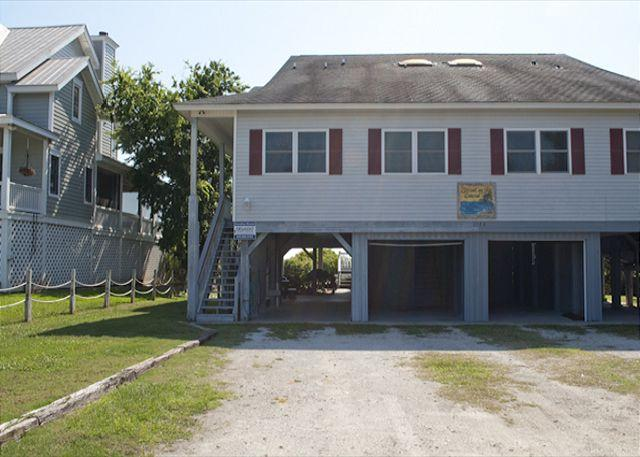 Sunset On The Sound - Comfortable Beach Front Duplex - Image 1 - Edisto Island - rentals