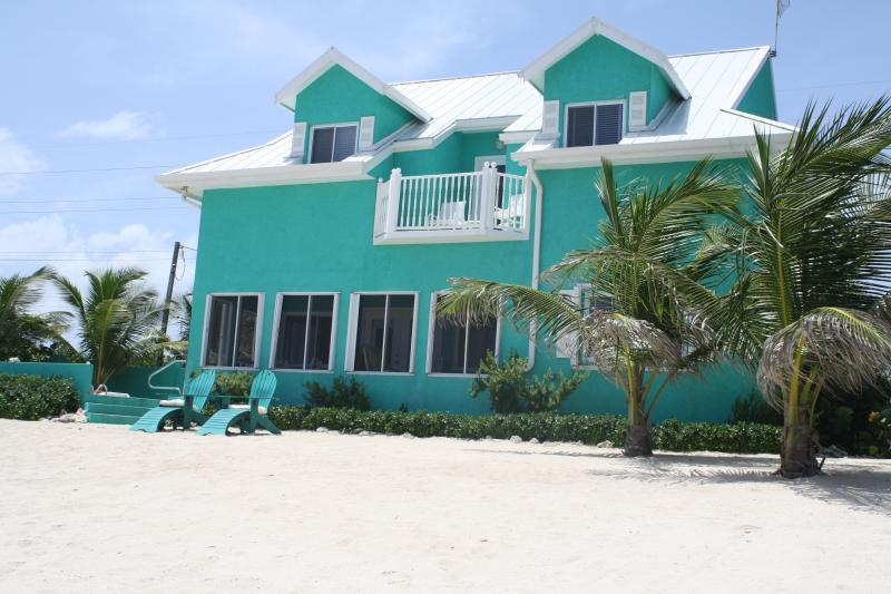 A Beach to Yourself! - Caymanease An Oceanfront Villa with a Pool, Kayaks - North Side - rentals