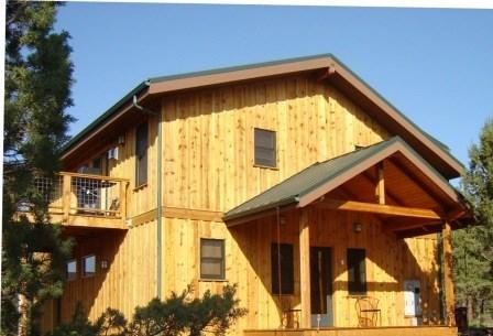 Exterior - WHISPERING CANYON - Are you looking for a quiet place away from it all to relax and get refreshed? - Sisters - rentals