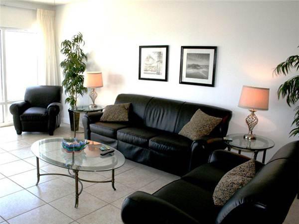 Emerald Isle Condominium 0102 - Image 1 - Pensacola Beach - rentals