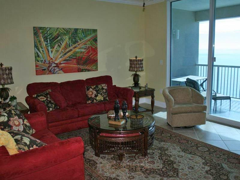 Palazzo Condominiums 1704 - Image 1 - Panama City Beach - rentals