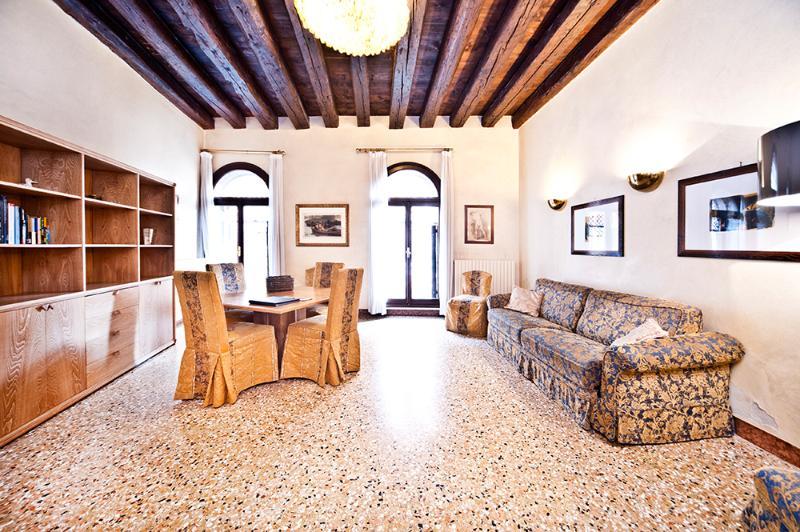 Living Room - Casa dei Pittori - Ca' Tiepolo - Venice - rentals