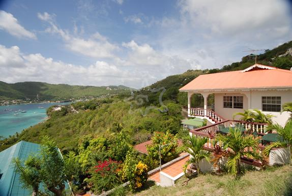 Hilltop: Upper and Lower - Bequia - Hilltop: Upper and Lower - Bequia - Lower Bay - rentals