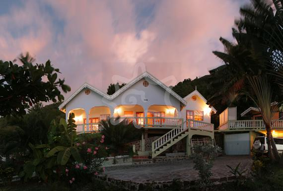 Lighthouse Villa - Bequia - Lighthouse Villa - Bequia - Lower Bay - rentals