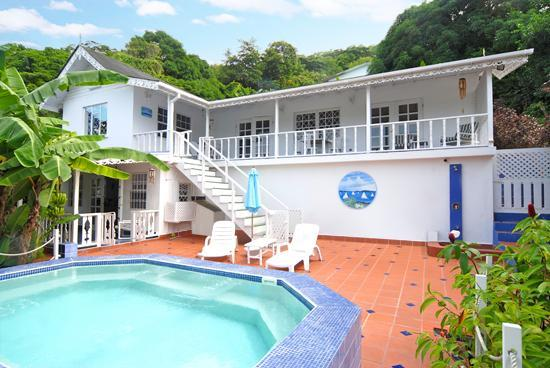 Orchard House & Apartment - Bequia - Orchard House & Apartment - Bequia - Belmont - rentals