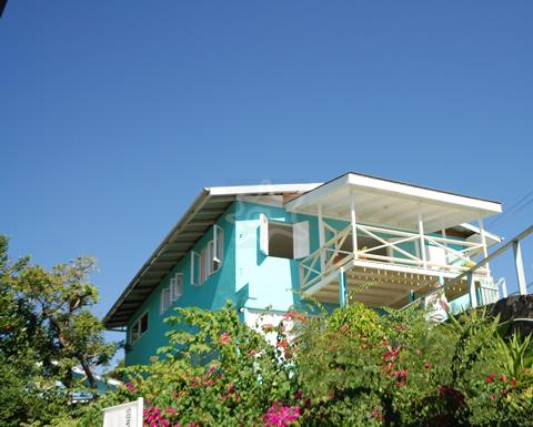 Tradewinds Cottage - Bequia - Tradewinds Cottage - Bequia - Bequia - rentals