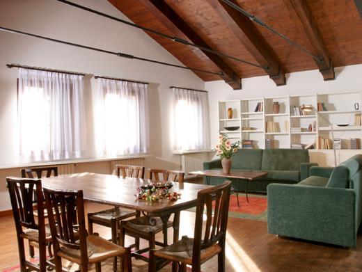 The spacious living room - Ca' Grassi 3 - Venice - rentals