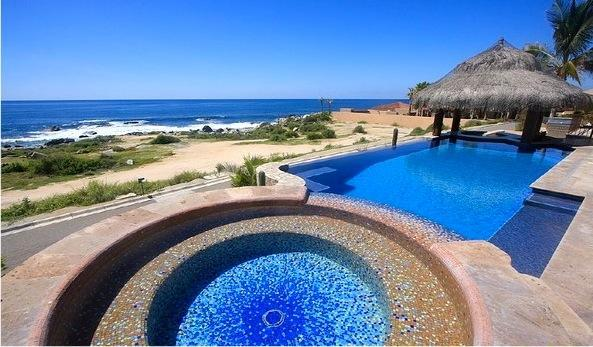 Casa Stephens Private Pool & Jacuzzi - Custom 6 Bedroom Villa in Punta Ballena, Home of E - Cabo San Lucas - rentals