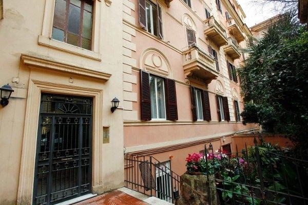 CR367 - Vaticano, Via degli Scipioni - Image 1 - Rome - rentals