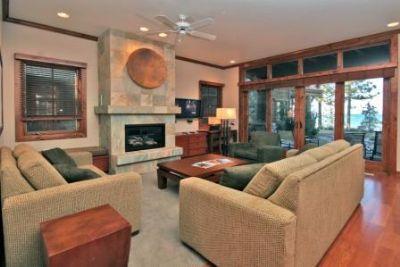 Sierra Shores**Beach, Pier, Hot Tub, ADA Access!** - Image 1 - South Lake Tahoe - rentals