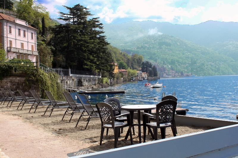 Lake Como Beach Resort Lido and Dock - PRIVATE BEACH-WATERFRONT   Villa Serenita -2BDRM - Pognana Lario - rentals