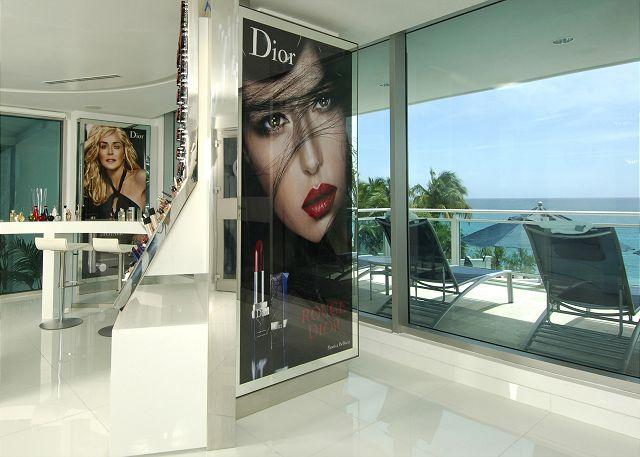 Dior Spa - Panoramic Views! Beach Front at The Cliff 1or2 Bedrooms-Stay 7 Pay 6 - Saint Martin-Sint Maarten - rentals