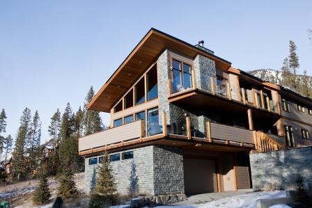 Rockies Rentals: Home w/ Indoor Rock Climbing Wall - Image 1 - Canmore - rentals