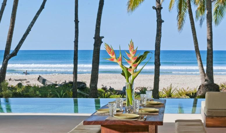 The Beach Estates - Head On Ocean View! - The Beach Estates - Stylish Beachfront Luxury! - Santa Teresa - rentals