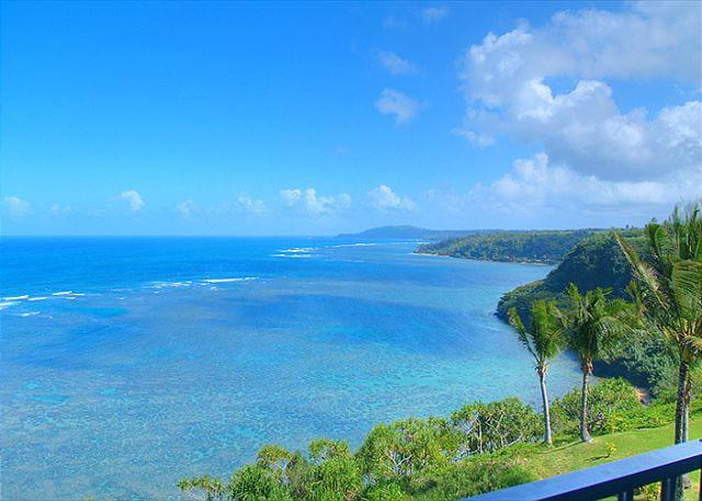 Sealodge G9: Amazing views plus privacy - Image 1 - Princeville - rentals