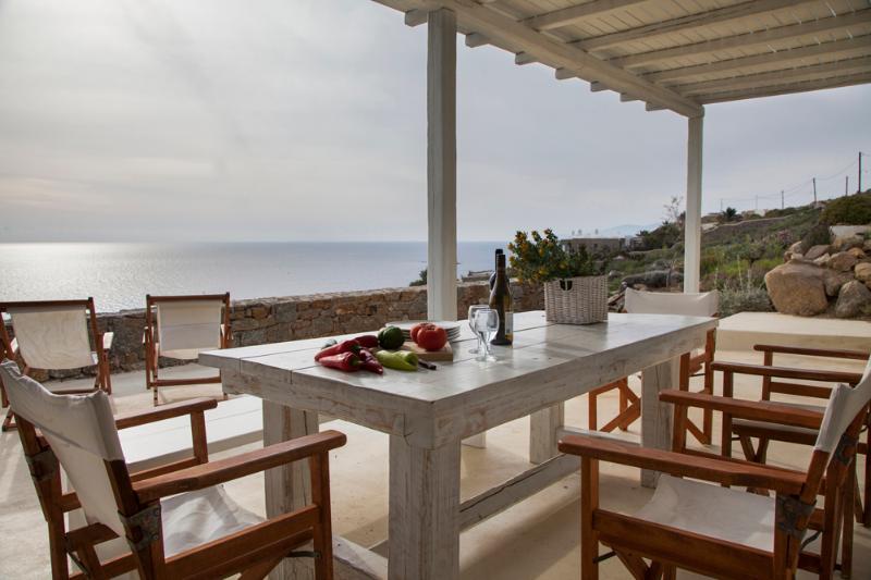 Plan B Holidays Villa in Kalo Livadi beach Mykonos - Image 1 - Kalo Livadi - rentals
