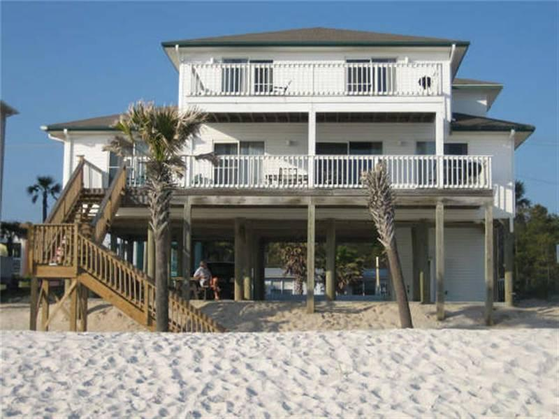 BAREFOOT BEACH HOUSE - Image 1 - Mexico Beach - rentals