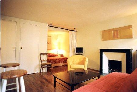 Eiffel Tower Studio/1 bedroom (2329) - Image 1 - Paris - rentals