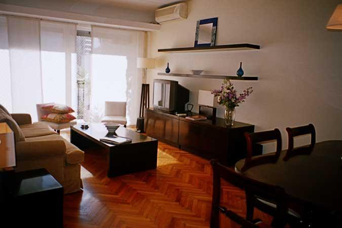 2 bedroom apartment in Recoleta district - Bill2 - Image 1 - Buenos Aires - rentals