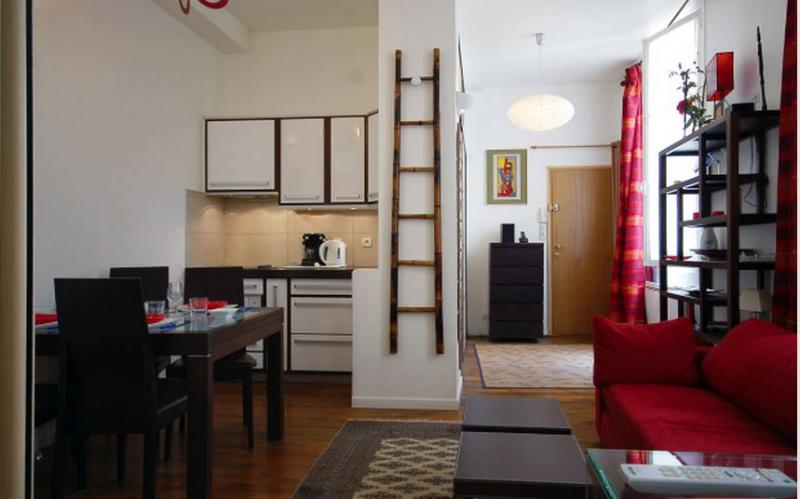 Louvre 1 bedroom (2279) - Image 1 - Paris - rentals