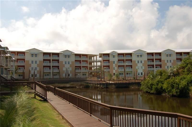 WATERSIDE CONDO 407 - Image 1 - Mexico Beach - rentals
