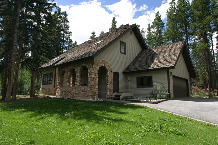 Front exterior of home - 1498-52174 - Breckenridge - rentals