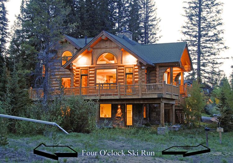 Sits right on Four O' Clock Ski Run - 1498-52181 - Breckenridge - rentals