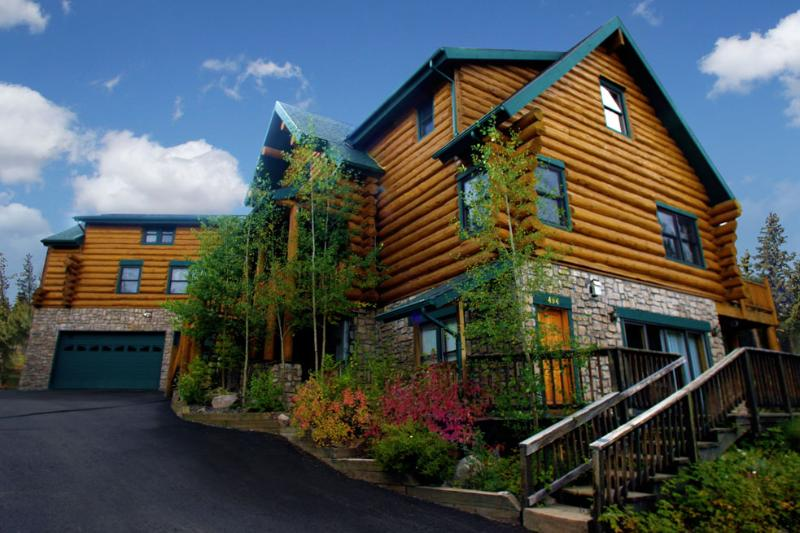 Ski/in-Ski/out 8 Bedroom Luxury Home on Peak 8! - 1498-52205 - Breckenridge - rentals