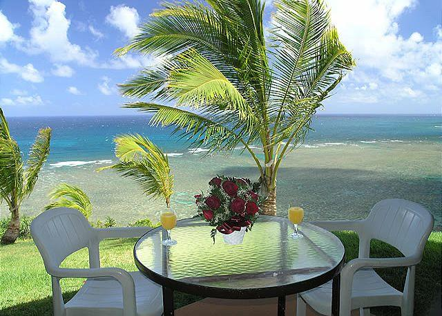 Sealodge J3: Oceanfront views from every window - Image 1 - Princeville - rentals
