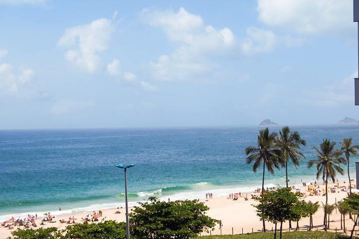 Beautiful Beach Views - 5 BR Magical pool penthouse Ipanema on the beach - Rio de Janeiro - rentals