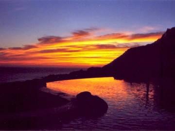 Casa Luca, view of sunset on the Pacific - Image 1 - Cabo San Lucas - rentals