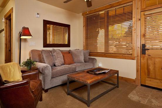 Living Room - Bear Lodge 6118 - 6118 Bear Lodge, Trappeur's - Steamboat Springs - rentals