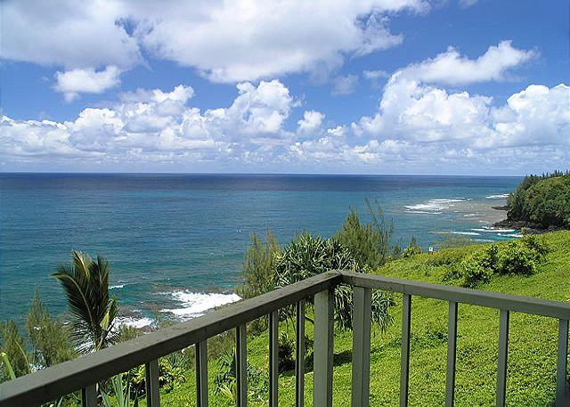 Alii Kai 3103: Oceanfront views, new furnishings, 2br/2ba with private lanai. - Image 1 - Princeville - rentals