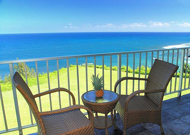 Alii Kai 5203: Perfect oceanfront views, lots of extras... - Image 1 - Princeville - rentals