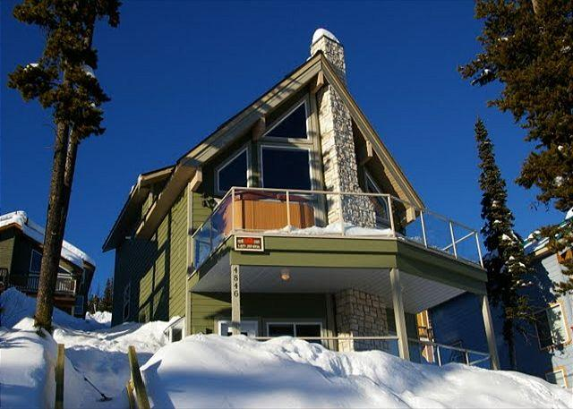 Big Sky - Big Sky Chalet Snow Pines Estates Sleeps 14 - Big White - rentals