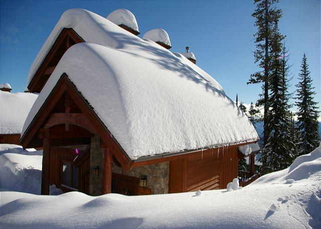 "Evergreen Glades - Evergreen ""The Forest"" Location in Big White Sleeps 10 - Big White - rentals"