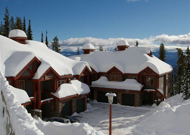 Snowbanks 4 - Snowbanks 4, Great for Entertaining and lots of Space for the Whole Family - Big White - rentals