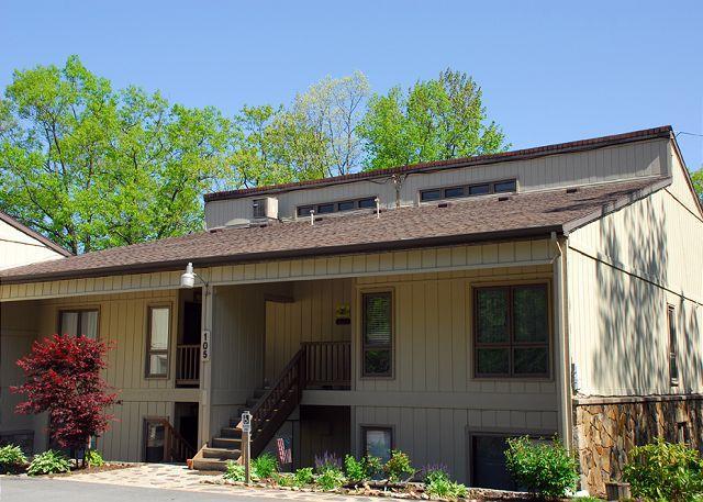 Exterior - Red Run 2A1 - Oakland - rentals