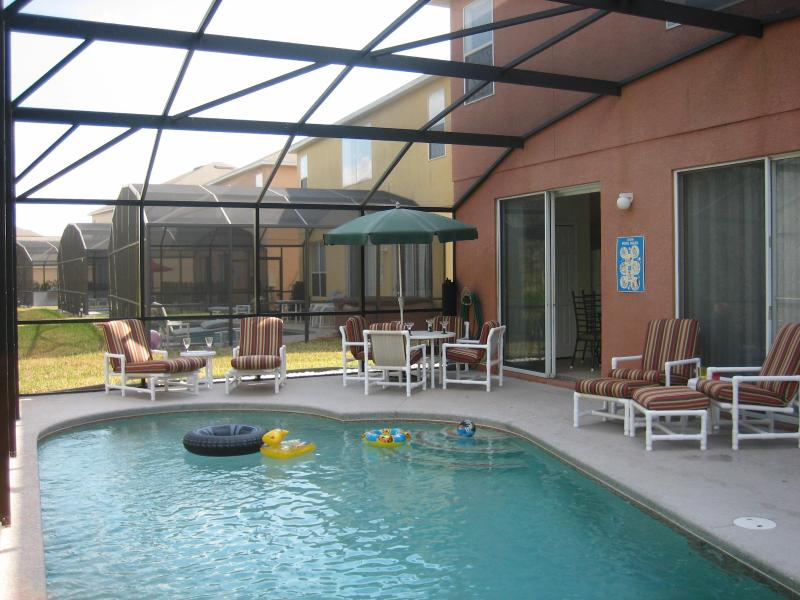 Pool - Sunshine Florida Villa, Fantastic Home with a Pool - Kissimmee - rentals