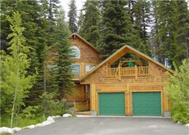View - Great multi-level family cabin with amenities. - McCall - rentals