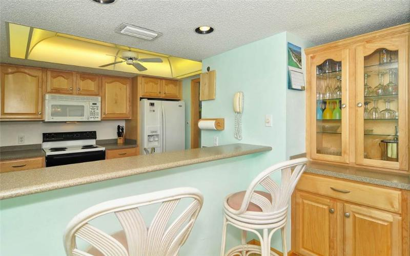 2BR Gulf Side feels like home, TV/DVD #405GS - Image 1 - Sarasota - rentals