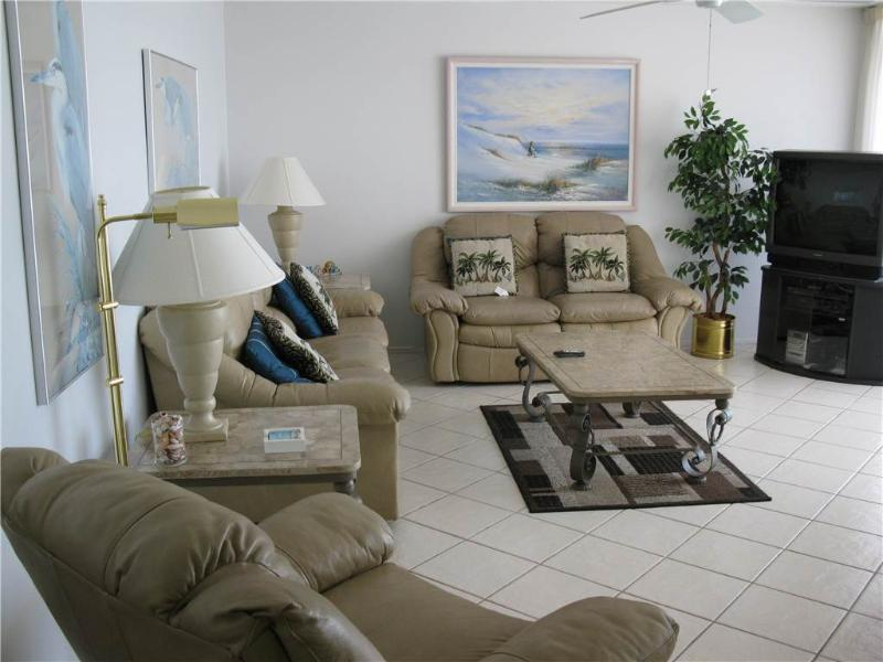 Gulf View 2BR with stereo, TV/DVD #505GS - Image 1 - Sarasota - rentals
