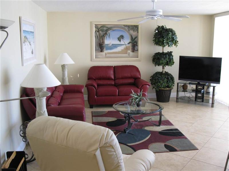 Luxurious 2BR with leather furniture, dinette #509GV - Image 1 - Sarasota - rentals