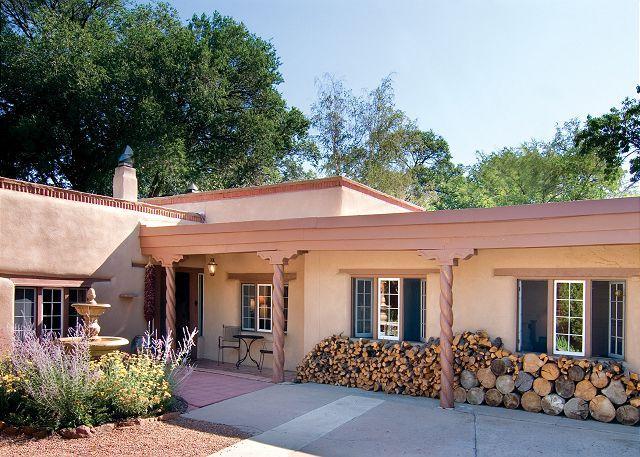Garcia Street Adobe - Image 1 - Santa Fe - rentals