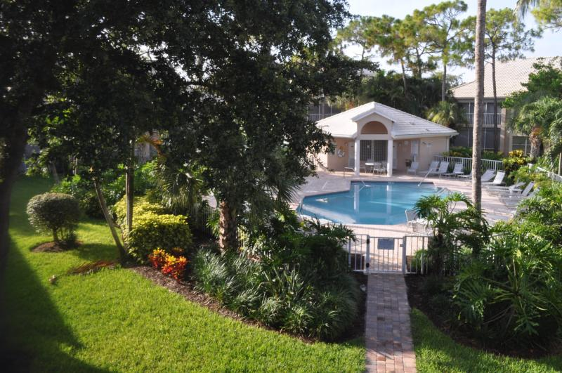 View from your Lanai - Your home in Bonita Springs! - Bonita Springs - rentals