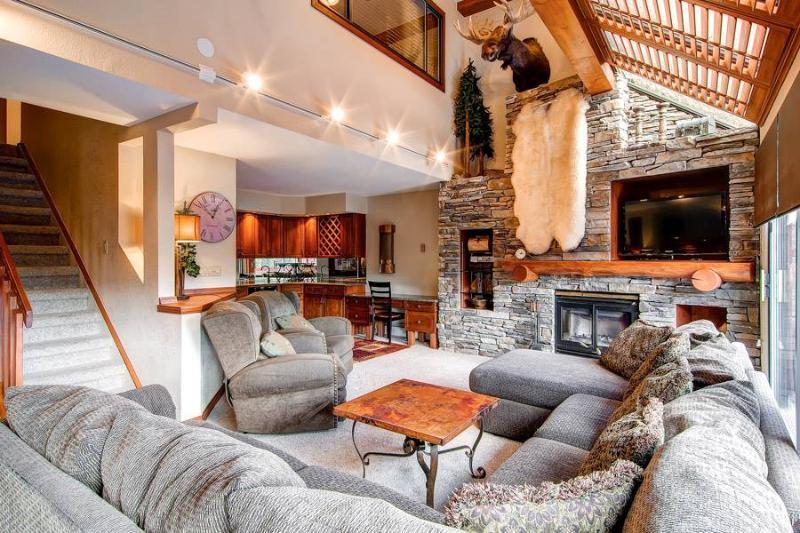 Beaver Run Black Diamond Penthouse - Ski-In/Out - Image 1 - Breckenridge - rentals