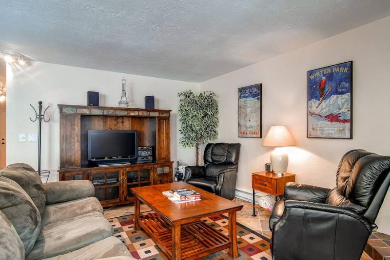 Park Place 102C - Walk to Lifts/Walk to Town - Image 1 - Breckenridge - rentals